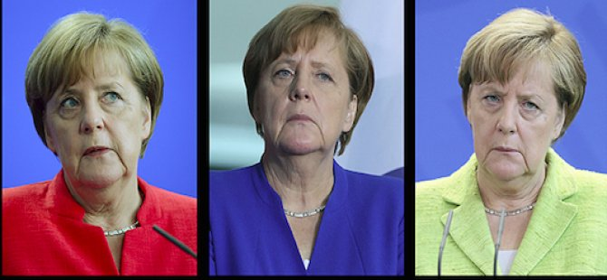Doktordan Merkel'e yalanlama: Susuzluk titreme yapmaz