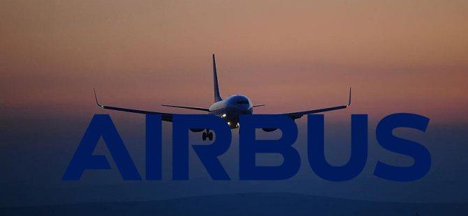 Airbus da üretime ara veriyor