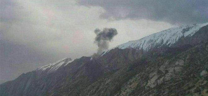 Türk uçağı düştü: 11 ölü