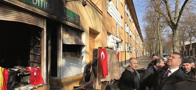 'Cami saldırıları kırmızı alarmın da üstünde'