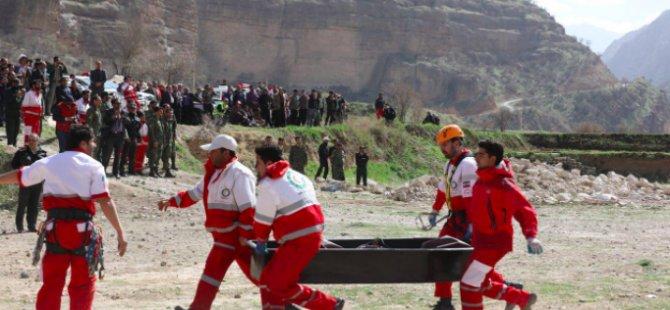 11 kişinin cenazesine ulaşıldı