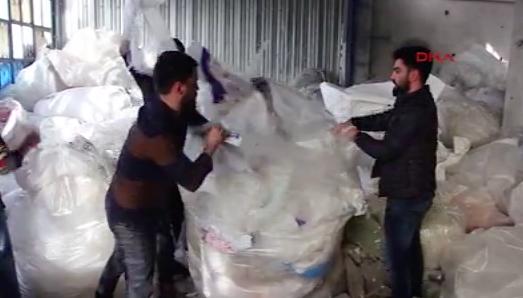 İkiz kardeşler çöpten 2 milyon ciro yapıyor