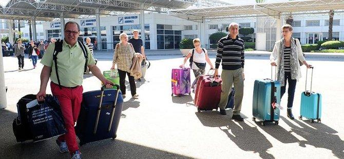 Turist getiren acentaya destek