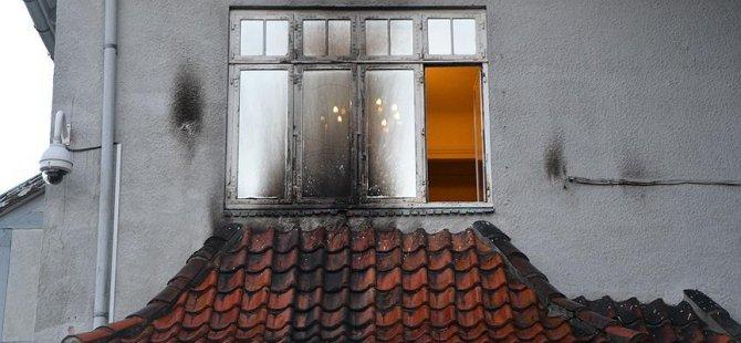 Kopenhag Büyükelçiliği'ne saldırı