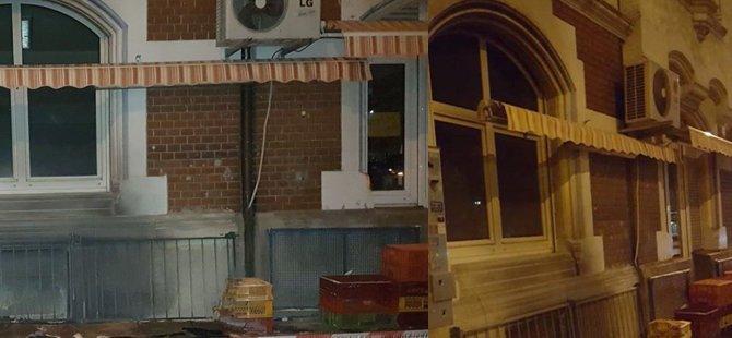 Almanya'da bir camiye daha saldırıldı