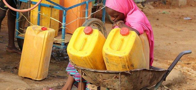 Dünya nüfusunun 4'te biri su riski altında