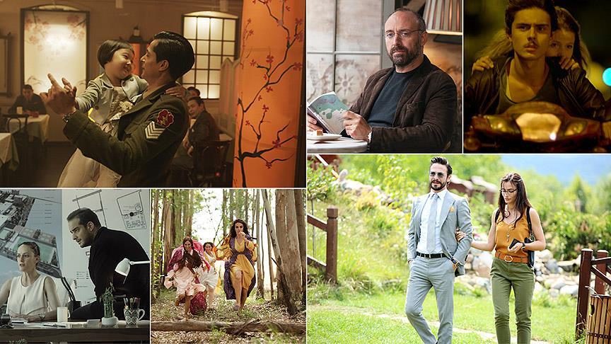 Türk filmleri görücüye çıkıyor