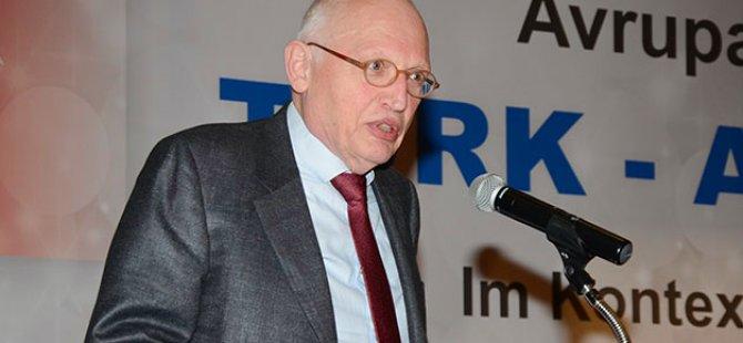 Verheugen: AB ülkeleri Türkiye'yi istemiyor