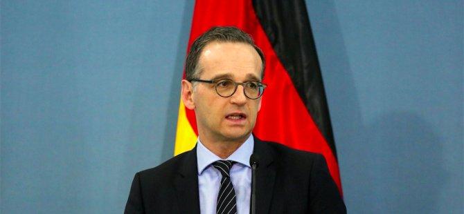 Alman Bakan: Biz kimsenin esiri değiliz