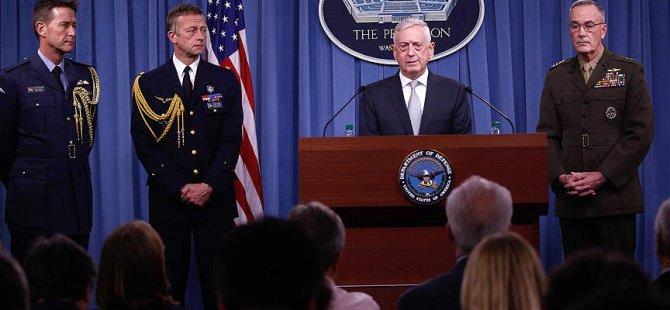 'Suriye'ye ilk dalga saldırı sona erdi'