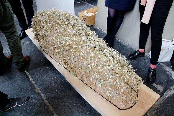 Son model cenaze malzemeleri tanıtıldı