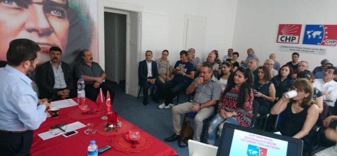 CHP yurt dışında seçime hazır
