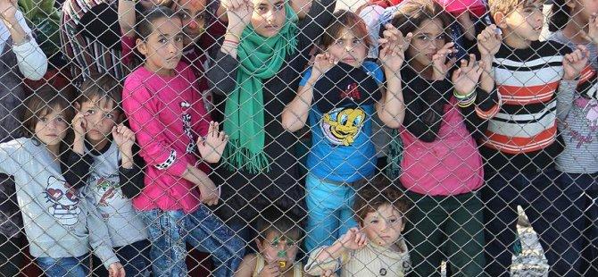 Almanya, 50 sığınmacı çocuk kabul edecek