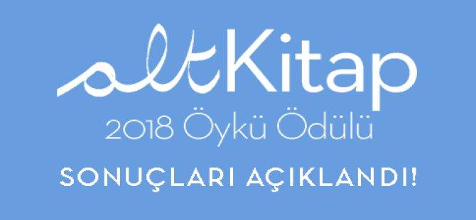 altKitap 2018 ödülleri açıklandı