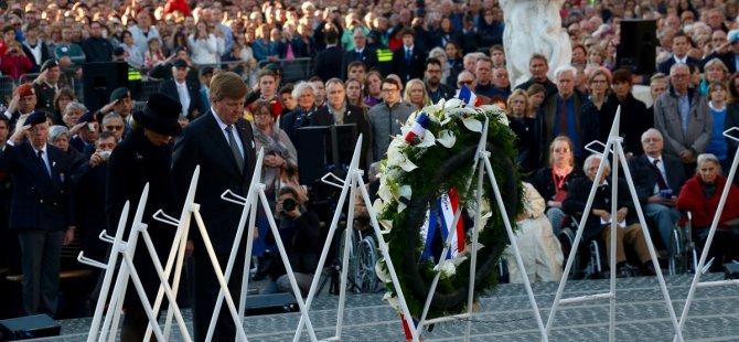 2. Dünya Savaşı kurbanları anıldı