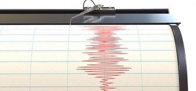 Almanya'da deprem oldu