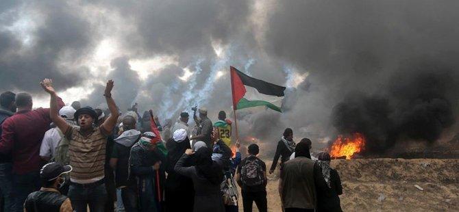 Dünyadan Gazze katliamına tepki