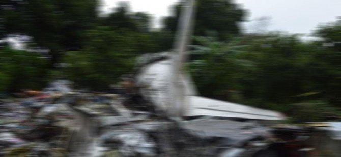 Alman pilotun cesedi bulundu