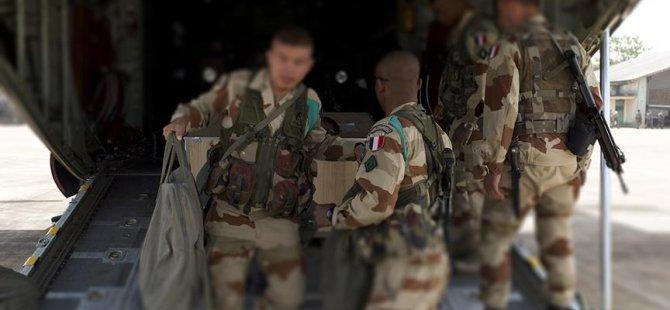 Fransa'dan YPG/PKK'ya topçu desteği