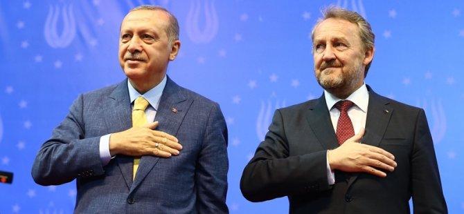 'Erdoğan, Allah'ın size bahşettiği bir kişi'