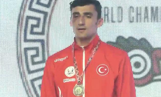 Ali Doğan dünya şampiyonu oldu