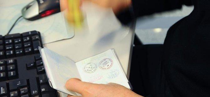 Sahte pasaportla gittiği Almanya'da yakalandı