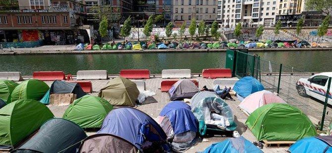 'Derhal sığınmacı kamplarını tahliye edin'
