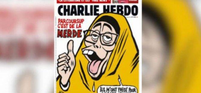 'Ben Charlie Hebdo'yum ama bu kapak iğrenç'