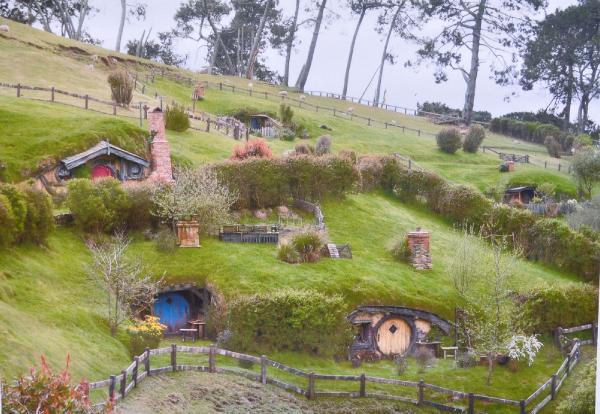 Sivas'ta bir 'Hobbit köyü'