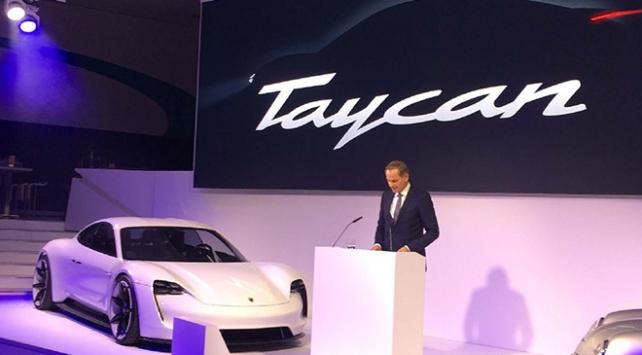 Porsche'den yeni modele Türkçe isim