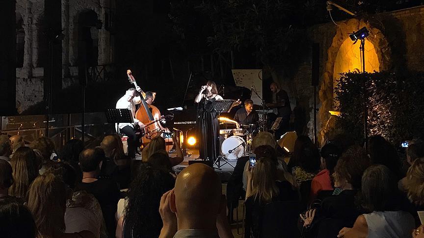 Roma'da Türk müziği rüzgarı