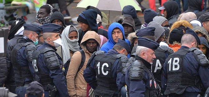 Yeni mülteci kabul merkezi açıldı
