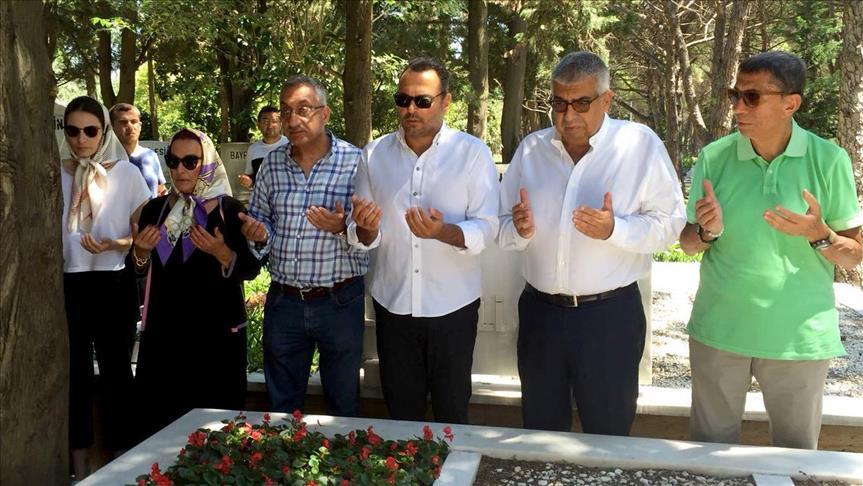 Kemal Sunal vefatının 18. yılında anıldı