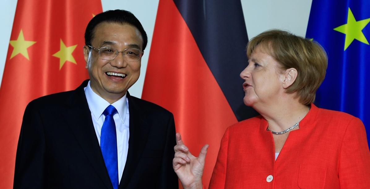 Almanya, Çin pazarına açılıyor