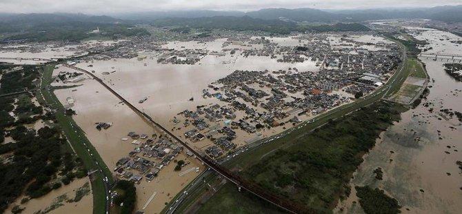 Sel felaketinde ölü sayısı 134'e çıktı