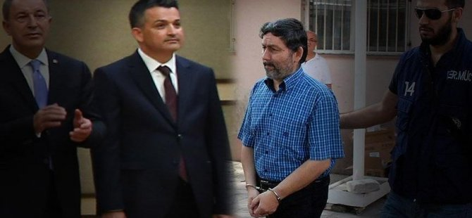 Bakanın kardeşi FETÖ'den tutuklu