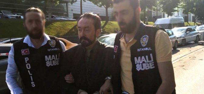 Adnan Oktar gözaltına alındı