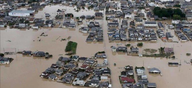 Japonya'da ölü sayısı 176'ya yükseldi