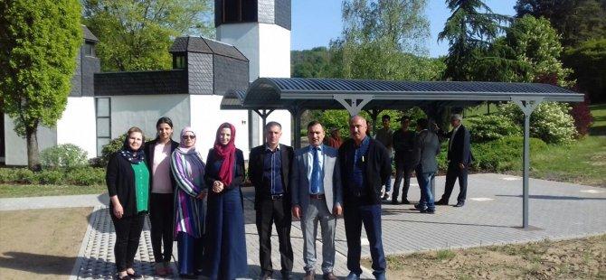 Almanya'da Müslümanlar için mezarlık