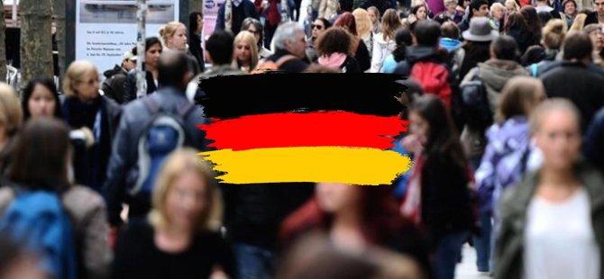 Almanya'nın nüfusu rekor kırdı