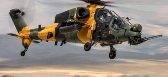 Pakistan'a 30 helikopter satışı tamam