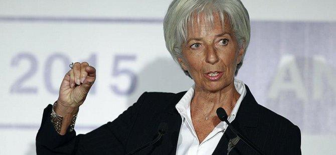 IMF Başkanı G20 bakanlarını uyardı