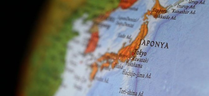 Japonya'daki havaalanında korkutan hata