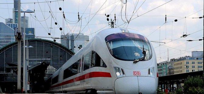 Almanya'da bilet otomatı patladı: 1 ölü
