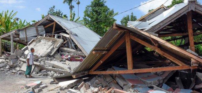 6,2 büyüklüğünde depremle sarsıldı