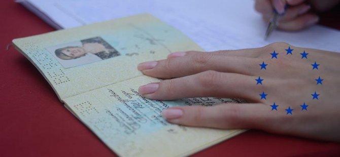 100 bin avroya AB vatandaşlığı