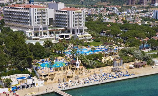 Haluk Ulusoy'un oteli icralık oldu