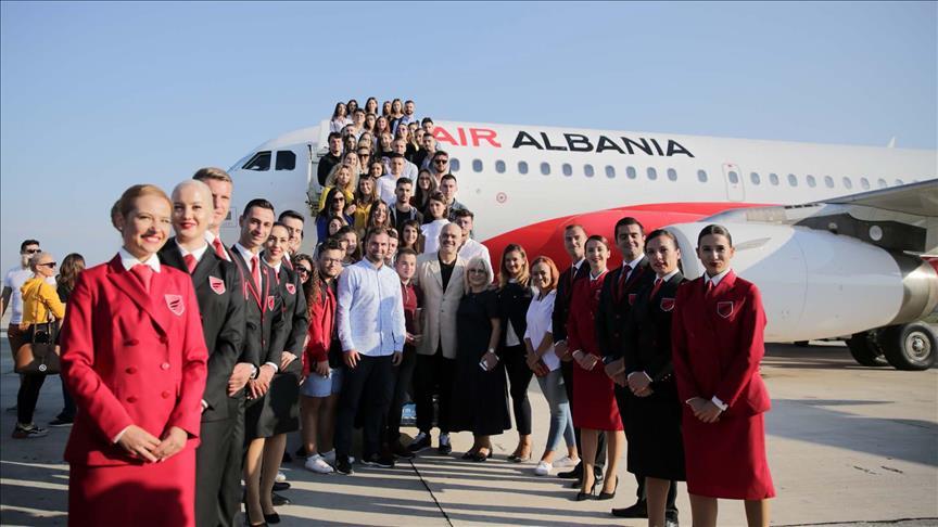 İlk uçuşunu İstanbul'a gerçekleştirdi