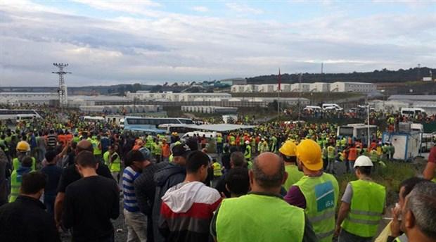 3. Havalimanı'nda 28 işçiye tutuklama istemi