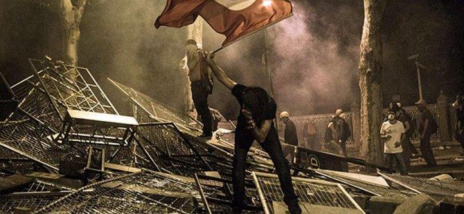 Gezi Hareketi ekonomiyi mahvetmiş
